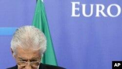 意大利新總理蒙蒂。