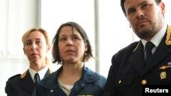Агент ФБР з італійськими колегами на прес-конференції в Палермо 17 липня