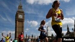 Лондонский марафон. Лондон, 21 апреля 2013г.