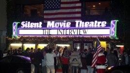 Filmi The Interview, sot në qindra kinema