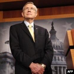Senatda hukmron demokratlar sardori Garri Rid