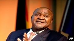 Makamu rais wa zamani wa Uganda Gilbert Bukenya