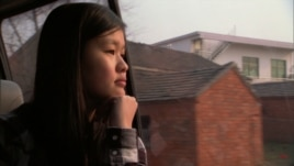 "Haley Butler is one of four Chinese-American adoptees chronicled in the new documentary ""Somewhere Between."""