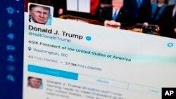 Twitter citó la libertad de expresión como el argumento para no entregar información sobre la cuenta @ALT_uscis, que critica políticas migratorias de Trump.