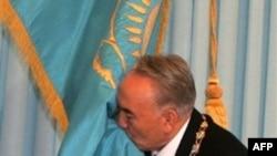 Назарбаев принес президентскую присягу
