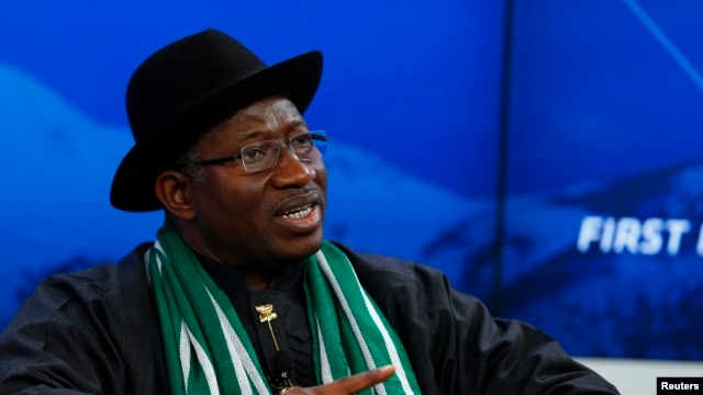 President Goodluck Jonathan opened Nigeria's National Conference with optimism this week. He appeared (above) at the World Economic Forum in Davos in January.
