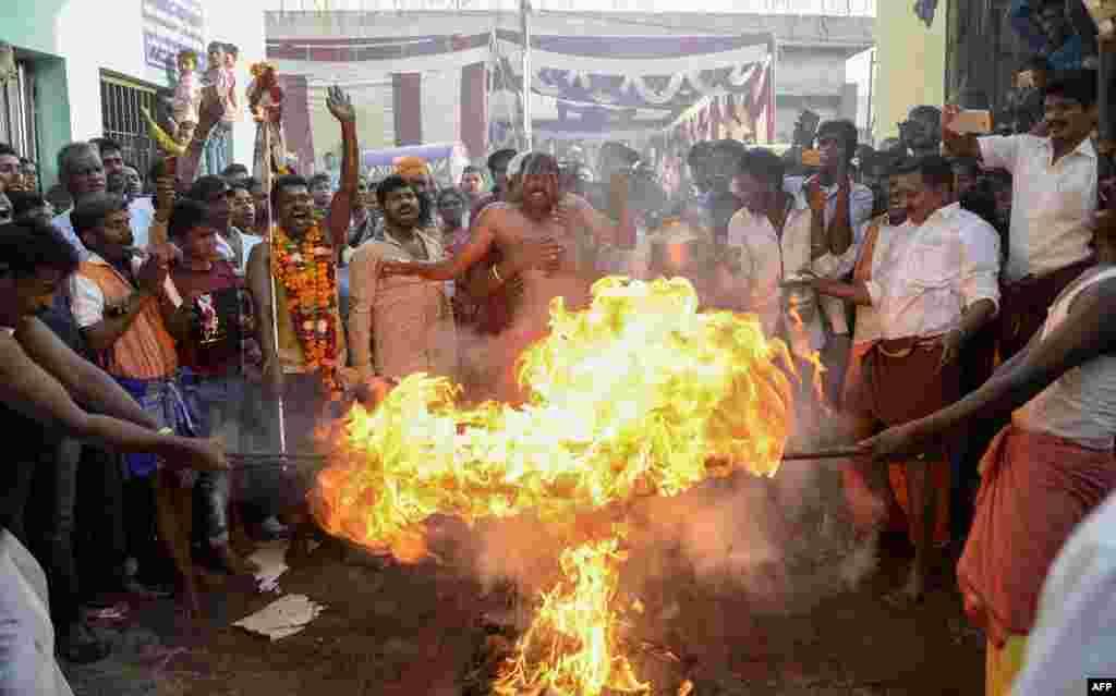 Diniy festival. Hindiston