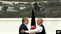 Power-Sharing Deal Reached in Afghanistan