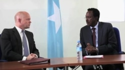 Somalia Seeks Support at London Conference