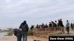 Lehî û Avrabûn li bajarê Qamişlo
