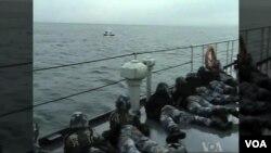 Tháng tới, nhà chức trách đảo Hải Nam sẽ bắt đầu lục soát và lên tàu thuyền nước ngoài xâm nhập vùng mà Bắc Kinh tuyên bố chủ quyền.