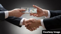 corruption, money