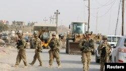 نیرو های امریکایی در عراق