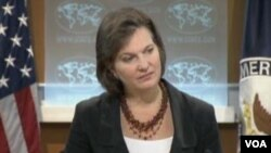 ABD Dışişleri Bakanlığı Söcüsü Victoria Nuland
