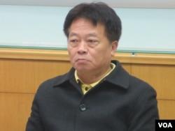 台联党主席刘一德