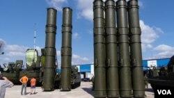 Российский зенитный ракетный комплекс С-300