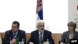 Potpisivanje memoranduma Vlade Srbije i Agencije za borbu protiv korupcije