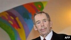 Bivši predsednik Češke republike Vaclav Havel