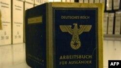 Опубликованы документы о послевоенной жизни нацистов