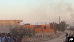 伊斯蘭武裝分子在突尼斯靠近利比亞邊境地區發動襲擊