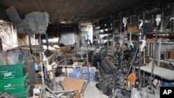 İhbariye Televizyonu - Şam (27 Haziran, 2012)