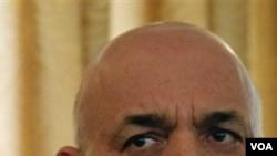 Dalam sebuah wawancara dengan harian The Washington Post, Presiden Afghanistan Hamid Karzai mengingatkan pemerintah AS, rakyat Afghanistan sudah mulai tidak sabar dengan keberadaan pasukan AS di sana.