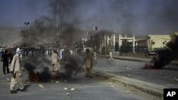 کشته شدن ۳۱ تن طی خشونت ها در پاکستان
