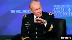 Генерал армии Мартин Демпси, председатель Объединенного комитета начальников штабов ВС США