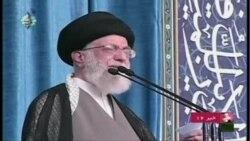 آیتالله خامنهای: سیاست جمهوری اسلامی در مقابل آمریکا تغییرناپذیر است