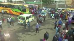 COVID-19 : psychose dans les grandes villes africaines