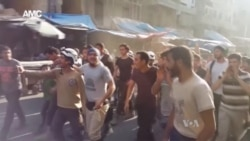 Syrian Rebels Claim Victory, Civilians Pay the Price