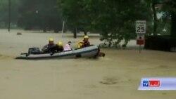 تلفات ناشی از سیلاب های اخیر در ایالت وست ویرجینیا