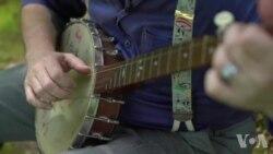走进美国:班卓琴的独特琴音奏出文化融合