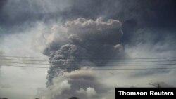 Erupcija vulkana na karipskom ostrvu Sent Vinsent