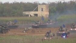 台湾实弹军演展示反登陆作战能力