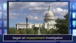 News Words: Impeachment