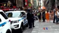 調查人員繼續調查紐約爆炸案