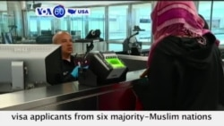 VOA60 America - New Rules for US Travel Ban to Require Close Family, Business Ties
