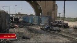 Ngoại ô Baghdad rúng động vì vụ đánh bom tự sát thứ nhì trong 2 ngày