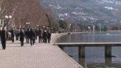 Како се одразија празниците во Струга и Охрид?