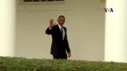 Obama để lại thư cho Trump ở Phòng Bầu Dục