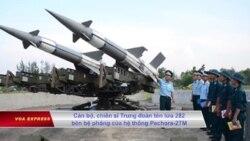 Việt Nam dùng tên lửa phòng không mới nhập để bảo vệ APEC