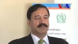 آفات سے نمٹنے کے لیے افغان عہدیداروں کی پاکستان میں تربیت