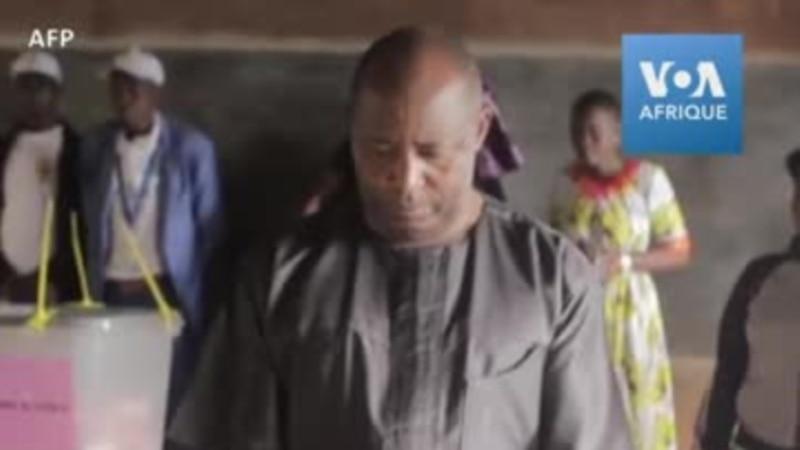 Vote d'Evariste Ndayishimiye, candidat du parti au pouvoir