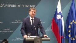 斯洛文尼亞總理因新鐵路線爭議宣佈辭職 (粵語)