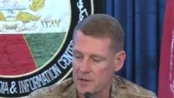 جنرال ویلسن شفنر دستیار مطبوعاتی فرماندهی ناتو در کابل