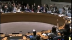 聯合國安理會開會嚴厲批評北韓侵犯人全權