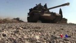 Leşkerê Sûriyê li Îdlib Gelek Herêmên Opozisyonê Kontrol Dike