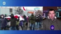 Протесты и суды над участниками митингов в Беларуси