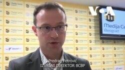 Izvršni direktor BCBP-a Predrag Petrović govori o reformi bezbednosnih službi